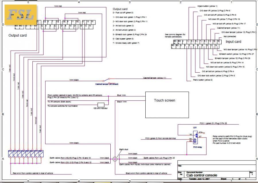 System Design And Installation    Fleet Service