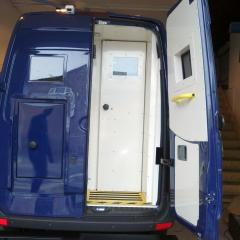 Rear Door Airlock
